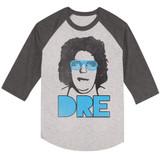 Andre The Giant Dre Adult Raglan Baseball T-Shirt
