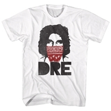 Andre The Giant Big Dredana White Adult T-Shirt