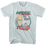 Andre The Giant He Big Gray Heather Adult T-Shirt