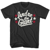 Andre The Giant Smoke Adult T-Shirt