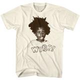 Buckwheat WTB Natural Adult T-Shirt
