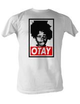 Buckwheat Otay White Adult T-Shirt