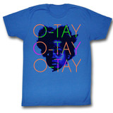 Buckwheat O-Tay Royal Adult T-Shirt