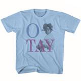 Buckwheat O-Tay Light Blue Toddler T-Shirt