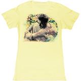 James Dean Cloudy Banana Junior Women's T-Shirt