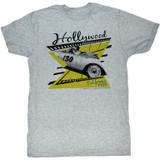 James Dean Cali '55 Gray Heather Adult T-Shirt