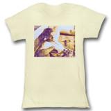 James Dean Natural Junior Women's T-Shirt