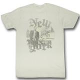 James Dean Faded Natural Adult T-Shirt