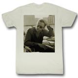 James Dean James Natural Adult T-Shirt
