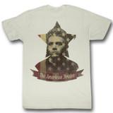 James Dean American Dream Natural Adult T-Shirt