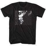 Resident Evil Zombie Black T-Shirt