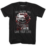 Resident Evil Save! Black T-Shirt