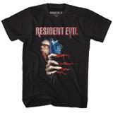 Resident Evil Peekin' Black T-Shirt