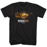 Resident Evil Biohazard Black T-Shirt