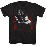 Resident Evil Sawit Black T-Shirt