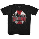 Resident Evil Raccoon City Black Youth T-Shirt