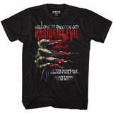 Resident Evil Something Else Black T-Shirt