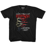 Resident Evil Something Else Black Youth T-Shirt