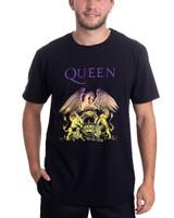 Queen Crest Gradient T-Shirt