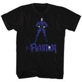 Phantom The Phantom Black Adult T-Shirt
