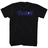 Phantom The Phantom Logo Black Adult T-Shirt