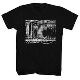 Bruce Lee Kung Fu Noises Black Adult T-Shirt