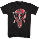 For Honor Viking's Emblem Black Adult T-Shirt