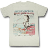 Evel Knievel Snake River Natural Adult T-Shirt