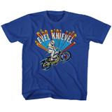 Evel Knievel Royal Toddler T-Shirt