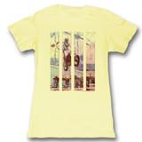 Evel Knievel Legend Banana Junior Women's T-Shirt