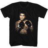 Muhammad Ali 1137 Black Adult T-Shirt