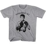 Muhammad Ali Ali! Nough Said Gray Heather Toddler T-Shirt