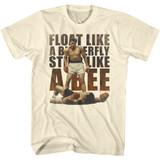 Muhammad Ali I See You Natural Adult T-Shirt