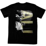Muhammad Ali Blue Black Adult T-Shirt