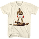 Muhammad Ali I Am The Greatest Natural Adult T-Shirt