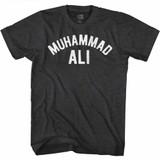 Muhammad Ali Ali Black Heather Adult T-Shirt