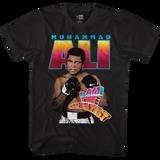 Muhammad Ali Am Greatest Black Adult T-Shirt