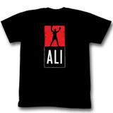 Muhammad Ali Ali Black Adult T-Shirt