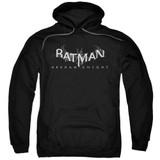 Batman Arkham Knight AK Splinter Logo Black Adult Pullover Hoodie Sweatshirt