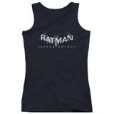 Batman Arkham Knight AK Splinter Logo Junior Women's Tank Top T-Shirt