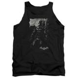 Batman Arkham Knight Bat Brood Black Adult Tank Top T-Shirt