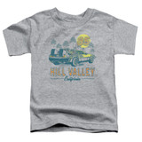 Back To The Future 85 Toddler T-Shirt Athletic Heather