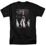 Batman Arrest Adult 18/1 T-Shirt Black