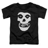 Misfits Fiend Skull S/S Toddler T-Shirt Black
