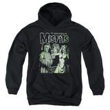 Misfits The Return Youth Pullover Hoodie Sweatshirt Black
