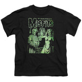 Misfits The Return S/S Youth 18/1 Black T-Shirt