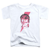 David Bowie Aladdin Sane S/S Toddler T-Shirt