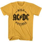 AC/DC Ginger Adult T-Shirt