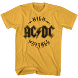 AC/DC Ginger Adult T-Shirt