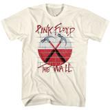 Pink Floyd PFTW Natural Adult T-Shirt